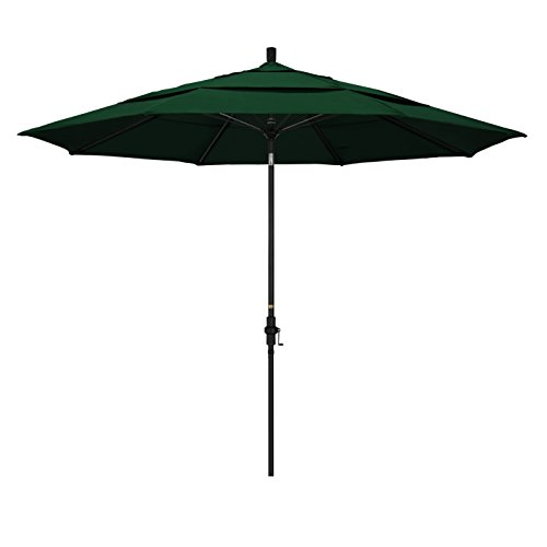 California Umbrella Aluminum Fiberglass Sunbrella