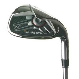 TaylorMade Left Hand Burner 2.0 6 iron Individual Club Graphite Stiff Flex (Taylormade Left Burner)