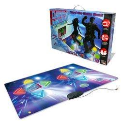 Senario Double Dance Mania - Techno Light Edition Dance Mat by Senario (Image #1)