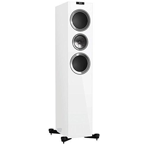 KEF R700 Floorstanding Loudspeaker - Gloss White