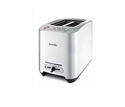 Breville Bta820 Xl Die Cast 2 Slice Smart Toaster, 1.2 Inch Wide X 5.2 Inch Deep by Breville