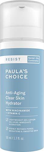 Paula's Choice-RESIST Anti-Aging Clear Skin Hydrator Moisturizer, 1.7 oz Bottle -
