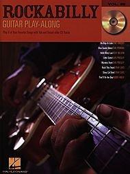 (Hal Leonard Rockabilly Guitar Play-Along Series Volume 20 Book with CD)