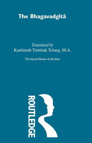 The Bhagavadgita with the Sanatsujatiya and the Anugita (Sacred Books of the East) Pdf