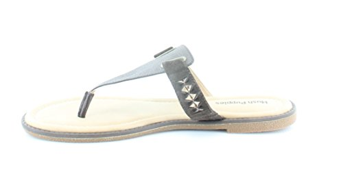 Women's IIV Deep Capo Puppies Brown Sandals Erin Hush Rqx586wI