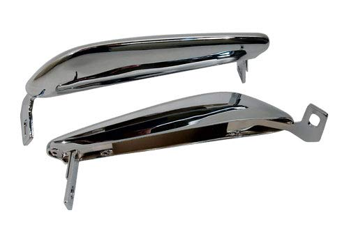 1964-66 Ford Mustang Front Bumper Guards