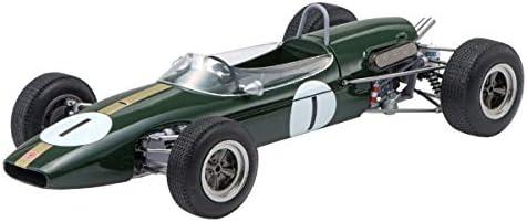 エブロ 1/20 ブラバム ホンダ BT18 F2 1966 チャンピオン プラモデル 20022