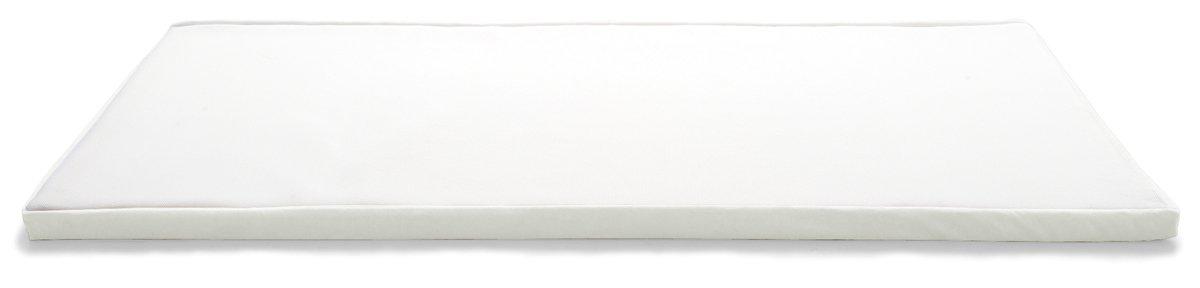 ファインエアー TWIN セミダブルサイズ 約120×200cm ミルキーホワイト B00JUFXIDM セミダブルサイズ
