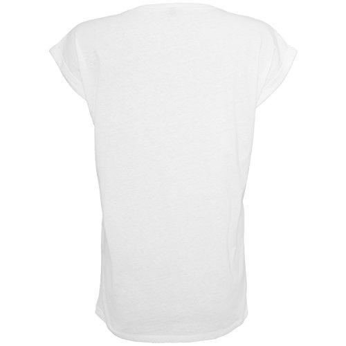 Mister Tee Mujeres Ropa superior / Camiseta Jimmy Hendrix blanco