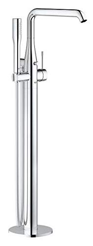 Grohe 23491EN1 - Essence New OHM bath freest. U-spout 2.0gpm at 80 psi/ 7.6L/min Brushed Nickel. GROHE SilkMove. GROHE StarLight. GROHE DreamSpray. 30 11/16