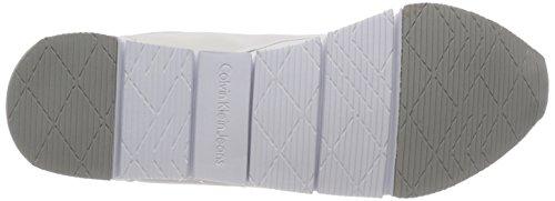 Blanc Jude Klein Microfiber SE8457WHITEWHITE Nylon Calvin Basket Reflex dqXwWn57xS