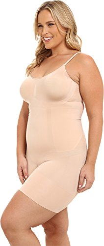 309d70b8fde Galleon - SPANX Women s Plus Size Oncore Shapesuit Soft Nude Body Shaper 2X