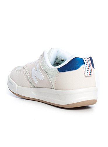 Sneaker New Balance KT300 Blu 34 5 Bianco