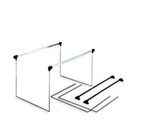 Esselte Actionframe Drawer File Frame Letter Size, 2 Pack (AFF24) (6)