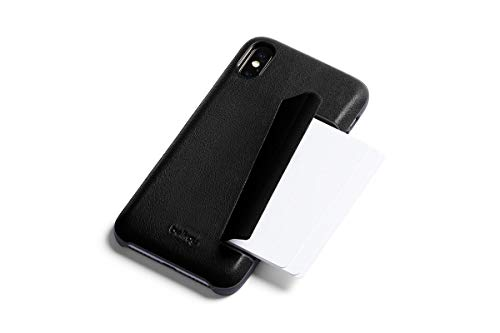Bellroy Leather iPhone Xs Phone Case - 3 Card - Black by Bellroy (Image #3)