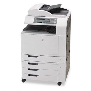 HP® LaserJet CM6040f All-in-One Color Printer, Fax, Scanner, Copier PRINTER,CM6040F,MUTLIFUN CLT-K409S (Pack of2)