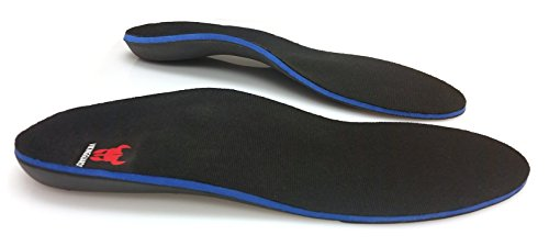 Elite Feet Full Length Orthotic Shoe Insoles By Viking Guards (1 pair) Comfortable Inserts (J. Mens 12-12.5 - Womens 14-15) (Vikings Appliances compare prices)