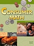 Consumer Math Student Text, Lemon, Larry D. and Hall, Larry L., 1579248926