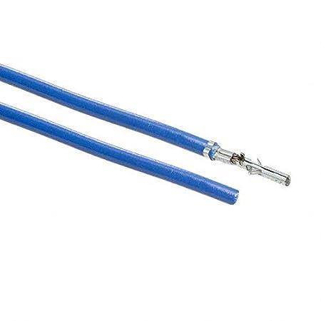 5 PRE-CRIMP A2064 BLUE 0039000038-05-L9 Pack of 100