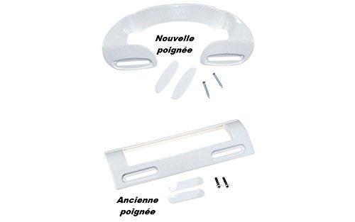 Poignee Ref Blanche Universelle 85-160 M Référence : Dhf000un Pour Refrigerateur Divers Marques