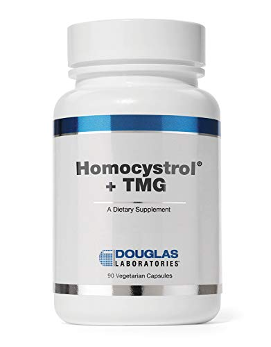 Douglas Laboratories - Homocystrol + TMG - Supports Proper Metabolism of Homocysteine and Methylation - 90 Capsules