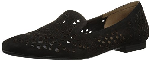 Naturalizer Womens Eve Fannullone Nero