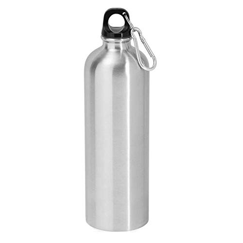 - BullkerDirect Water Bottle Stainless Steel & Vacuum Insulated |Wide Mouth Vacuum Insulated | Large Capacity Drink Cup for Traveling/Hiking/Camping/Outdoor/Running/Gym - 750ml