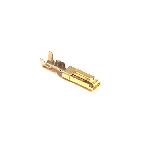 CONTACT PIN POWER 18-24AWG GOLD, (Pack of 100) (QR/P1-PC1A-111(12))