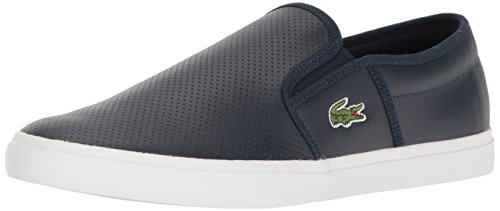 - Lacoste Men's Gazon BL 1, Navy, 13 M US