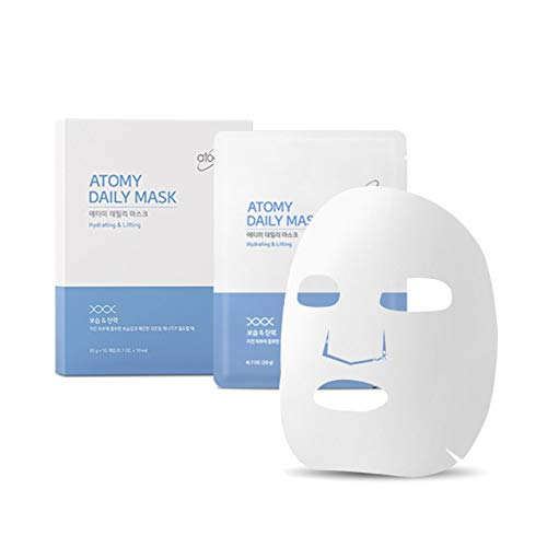 [NEW] Atomy Daily Mask Sheet 10 Pack – Hydrating & Lifting