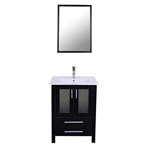 "Eclife 24.5"" Modern Bathroom Vanity Sink Combo With"
