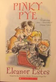 """Download Pinky Pye (Sequel to the Newbery Medal-Winning """"Ginger Pye"""") ebook"""