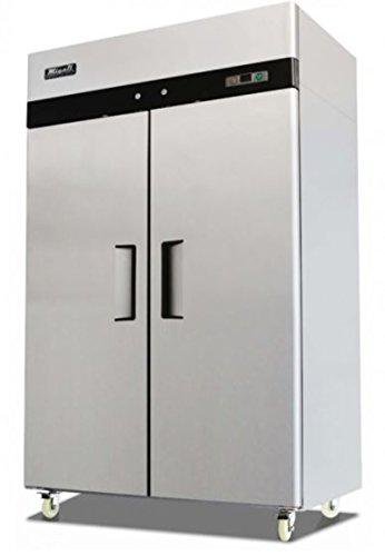 NEW-Migali-C2-R- 2 Door Reach in Refrigerator by Migali