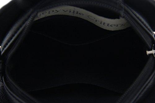 Black Tracolla Nero A Zeckos Donna Borsa xqvAp6xEw0