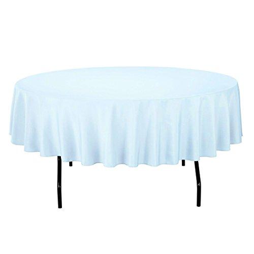 "Gee Di Moda Tablecloth - 90"" Inch Round Tablecloths for Circ"