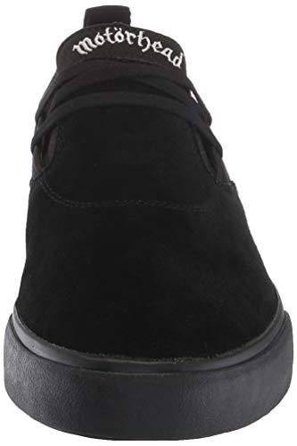Riley 2 US Lakai Schuhe Suede Motörhead 10 x Größe 5 Black ZqAxOPAW