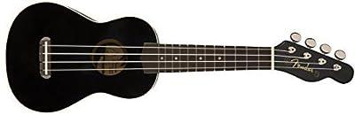 Fender Ukulele Soprano Concert Series