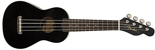 Fender Venice Soprano Ukulele - (Fender Electric Violin)