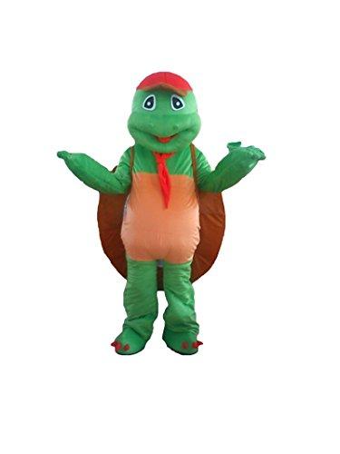 Sinoocean Turtle Tortoise Adult Mascot Costume Fancy Dress Cosplay Outfit -