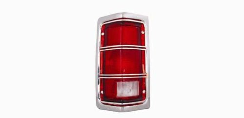 1986 Dodge Ram (1981-1988 DODGE RAM 1500 2500 3500 / RAMCHARGER REPLACEMENT TAIL LIGHT LEFT HAND TYC 11-5060-21)