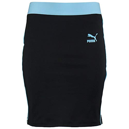 PUMA Women's Be Bold Classics All Over Print Skirt