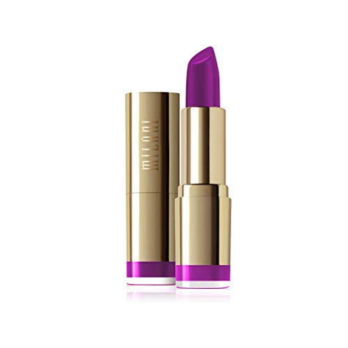 Milani Color Statement Matte Lipstick - Matte Glam (0.14 Ounce) Cruelty-Free Nourishing Lipstick with a Full Matte Finish