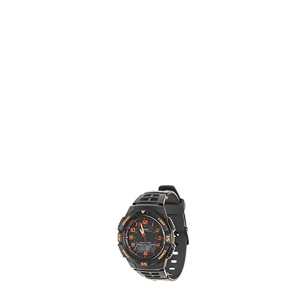31AaxnqqZCL. SS600  - Casio Men's Slim Solar Multi-Function Analog-Digital Watch