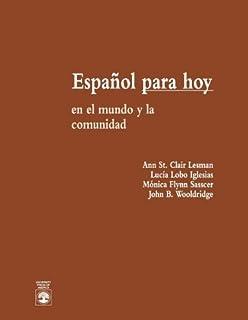 Español Para Hoy