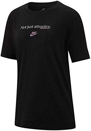 レディース トレーニングウェア FEM 2 Tシャツ ブラック BQ3697 010