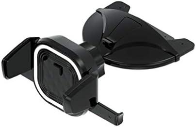 Vosarea 車の携帯電話マウントホルダーcdカーマウントポップ電話ホルダーグリップユニバーサル360度回転の互換性のあるスマートフォン