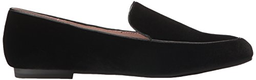 Velvet Loafer Slip on Women's Chinese Gabby Laundry Black CqX6xw0