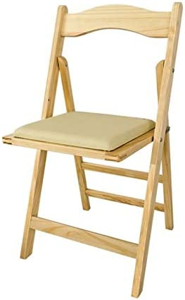 Sobuy Fst06 N Chaise Pliante Avec Assise Rembourree Chaise
