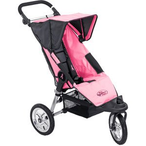 Baby Jogger City Classic Colour Black Amp Pink Amazon Co