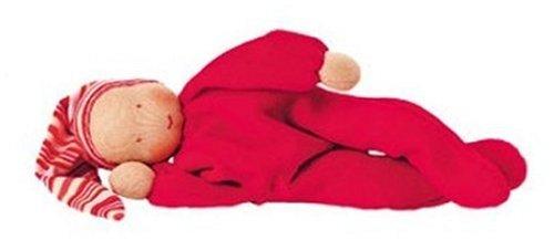 Kathe Kruse - Nickibaby Doll, Red